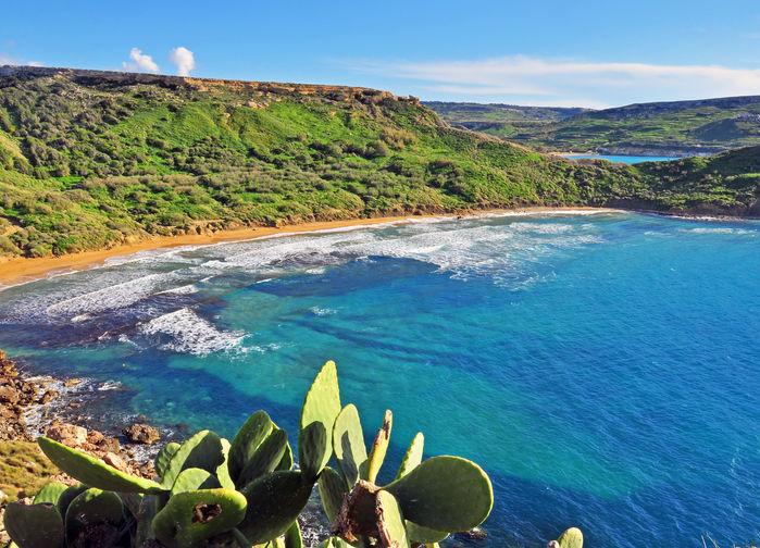 Maltas natur