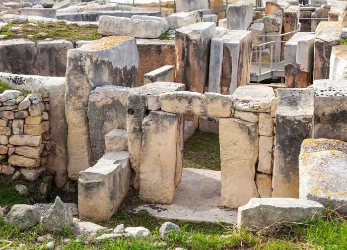 Hagar Qims arkeologiska område
