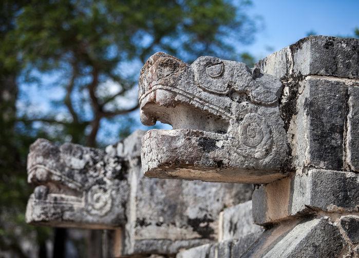 Palenque detaljer