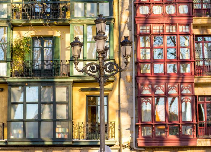 Bilbao, Gamla Stan