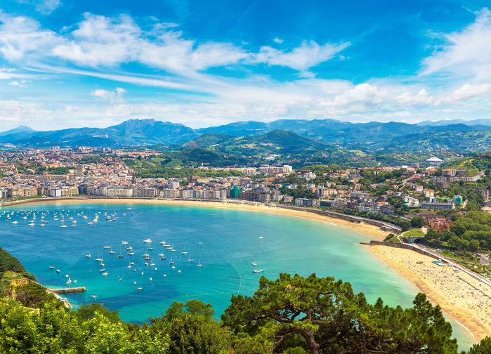 La Concha, San Sebastián