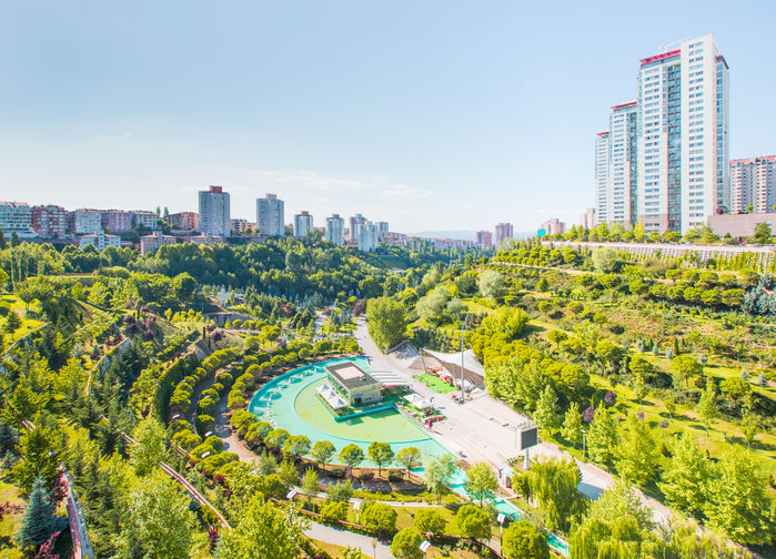 Ankara, Dikmen Valley Park