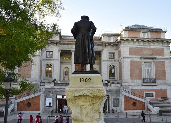 Pradomuseet, Madrid