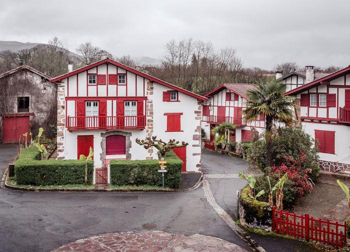 Ainhoa, franska Baskien