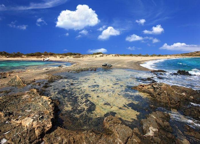 Chrissi Island