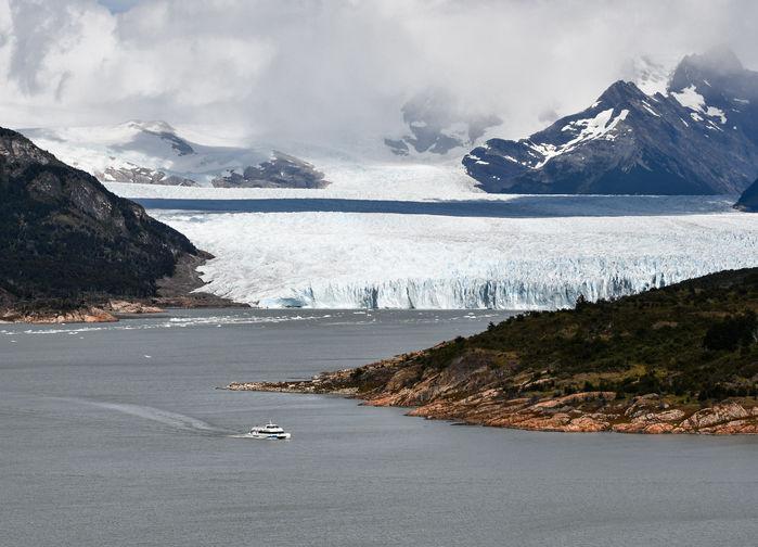 Perito Moreno-glaciären