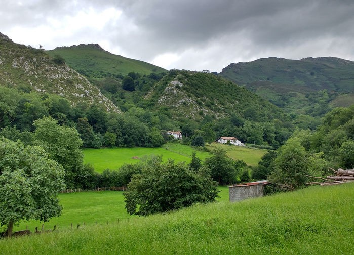 Baskiska Pyreneerna