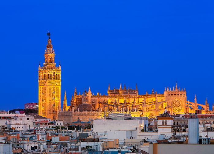 La Catedral, Sevilla