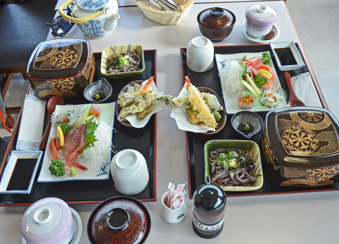 Lunch Japan