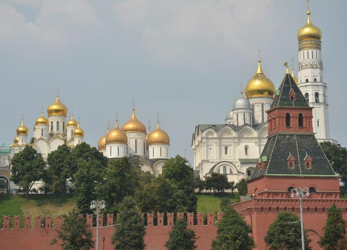 Kreml, Moscow