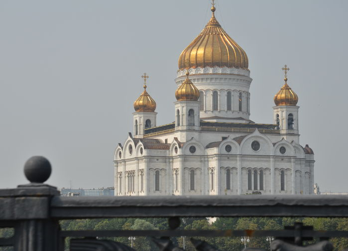The Saviour Cathedral, Moscow