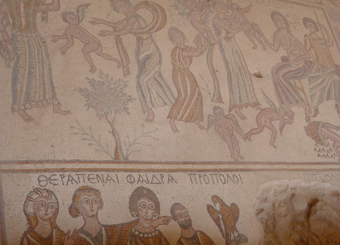Madaba mosaiker