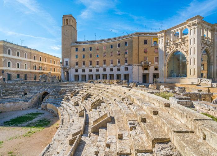 Lecce amfiteater