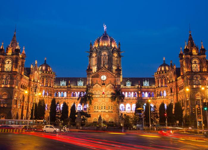 Wiktoria station Mumbai