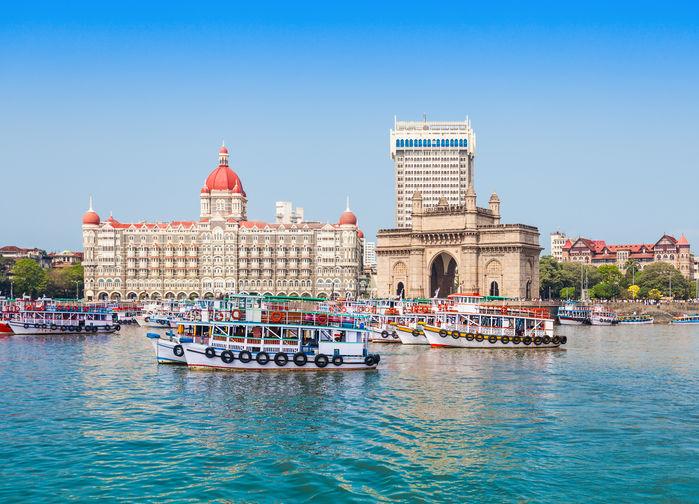 Taj Gateway to India