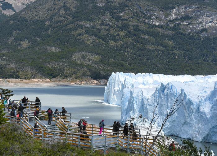 Perito Moreno-glaciären.