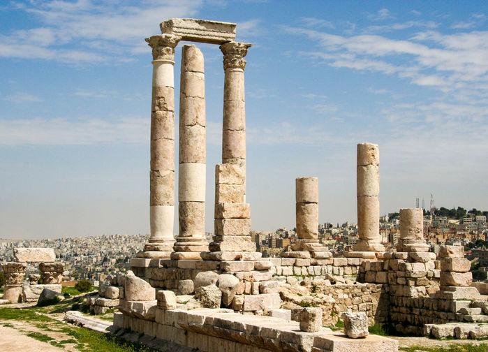 Herkulestemplet i Amman