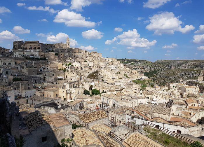 Europas kulturstad 2019 - Matera
