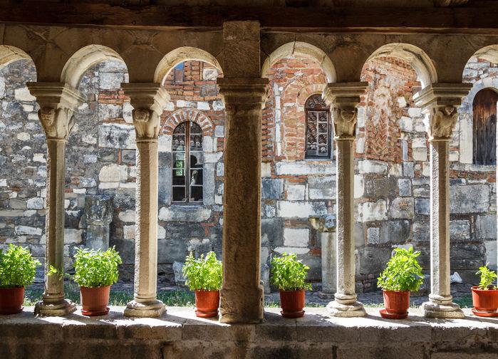 Monastery of Saint Mary at Apollonia
