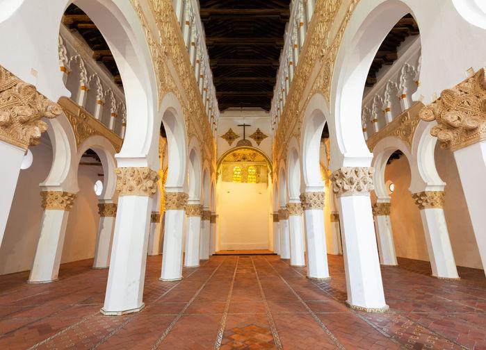 Synagogan Santa Maria La Blanca, Toledo