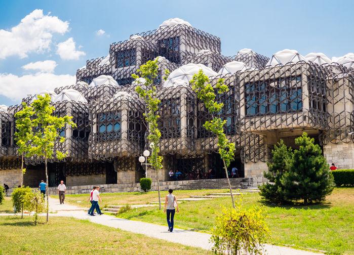 National Library Prishtina